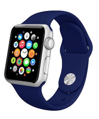 silikonovy-naramok-pre-apple-watch-midnight-blue