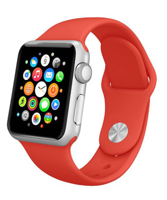 silikonovy-naramok-pre-apple-watch-red