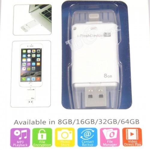 USB klúč pre ipad iphone za super cenu lacný  iflash drive 2