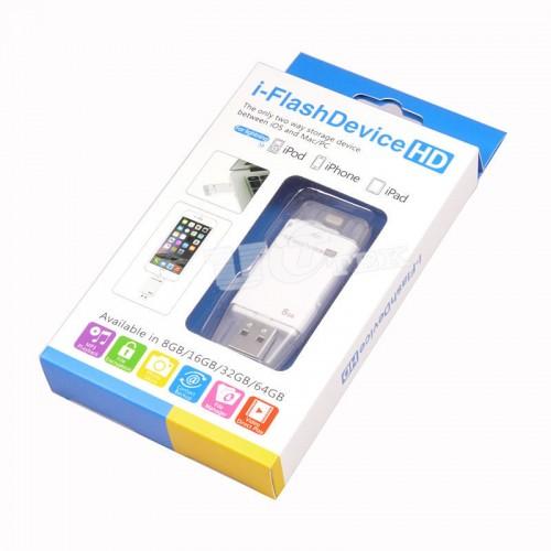USB klúč pre ipad iphone za super cenu lacný  iflash drive