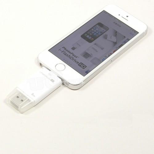 USB klúč pre ipad iphone za super cenu lacný  iflash drive titulka