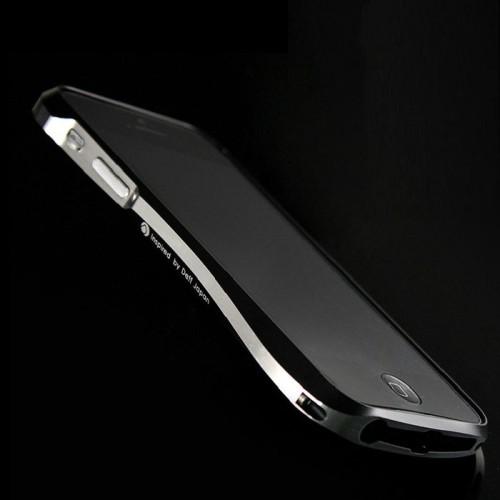 Bumper na iphone kovový hliníkový fusion www.luxur.sk