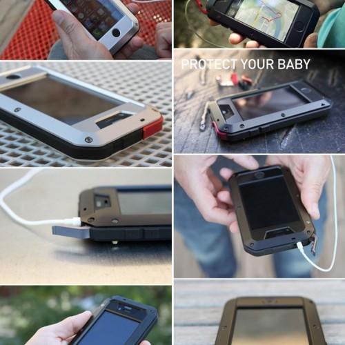 Extrémny obal na iphone 4 5 6 6 plus www.luxur.sk
