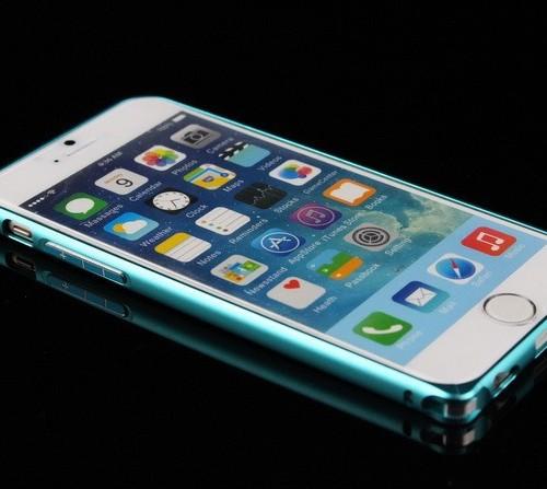 Hliníkový bumper obal iphone 6 www.luxur.sk