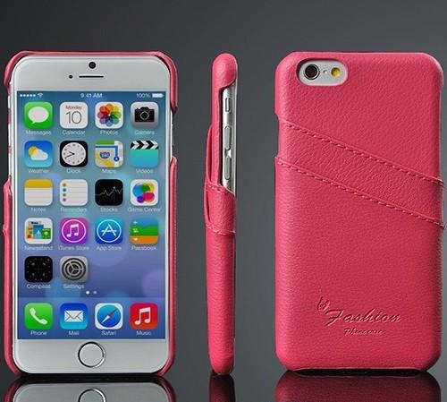 Kožený obal na kreditky na iphone 6  1