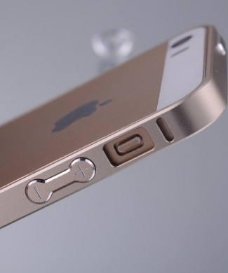 hliníkový obal bumper pre iphone 5 5s