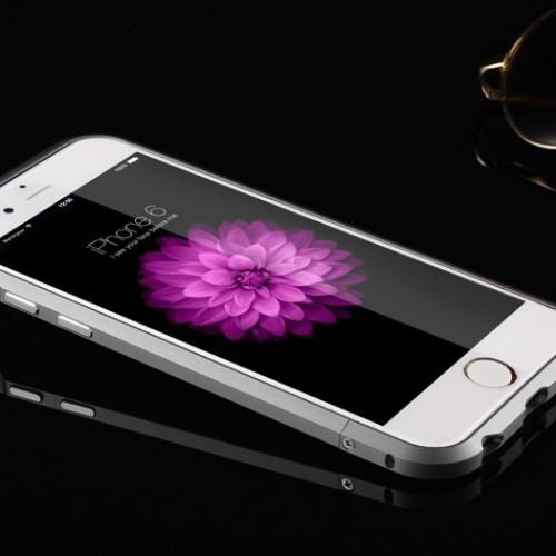 Hliníkový bumper pre iphone prismatic