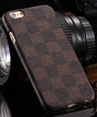 Karovaný obal na iphone 6 a 6PLUS www.luxur.sk