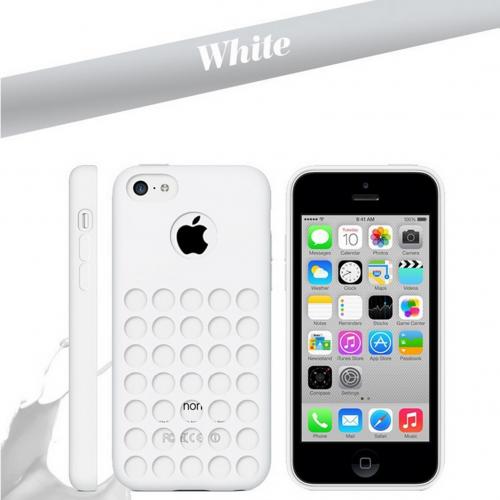 Silikonový obal na iphone 5C www.luxur.sk