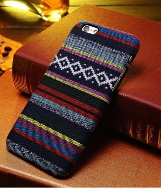 Textilný obal na iphone 6 kryt