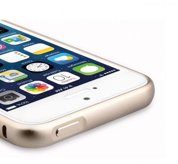 Hliníkový bumper s oblými hranami na iphone 5 : 5s www.luxur.sk  f