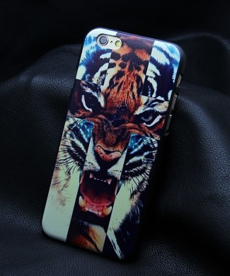 Obal na iphone 6 s motívom tigra www.luxur.sk
