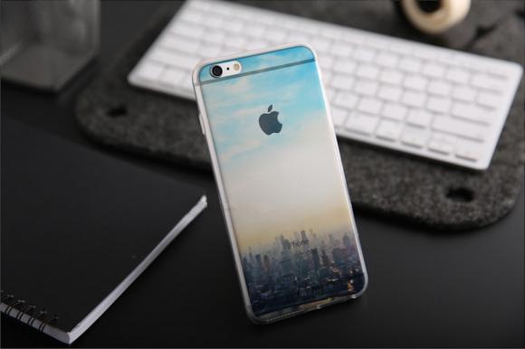 Dizajnový obal na iphone 6 - city www.luxur.sk