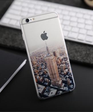 Dizajnový obal na iphone 6 - tower www.luxur.sk