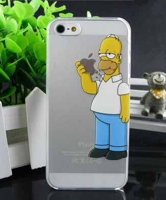 Obal na iphone 5 simpson www.luxur.sk