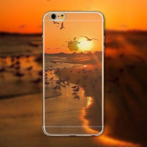krásny elegantný obal na iPhone 6 a 6S poštovné zadarmo www.luxur.sk        s