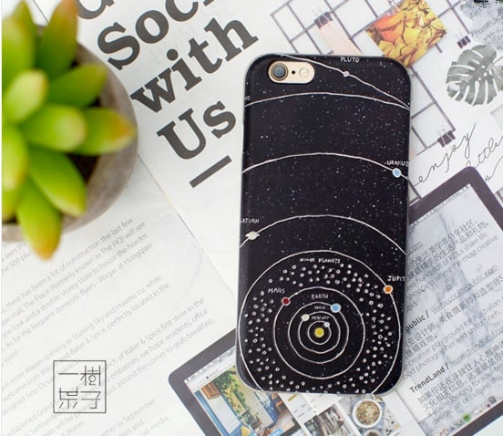 obal planety pre iPhone 6 a 6s www.obalnaiphone.sk