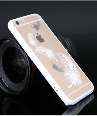obale pre iphone 6 s motivom pierok www.obalnaiphone.sk