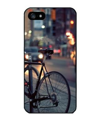 Kryt na iPhone 5c bicykel www.obalnaiphone.sk