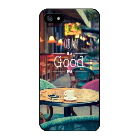 Kryt na iphone 5c good day www.obalnaiphone.sk