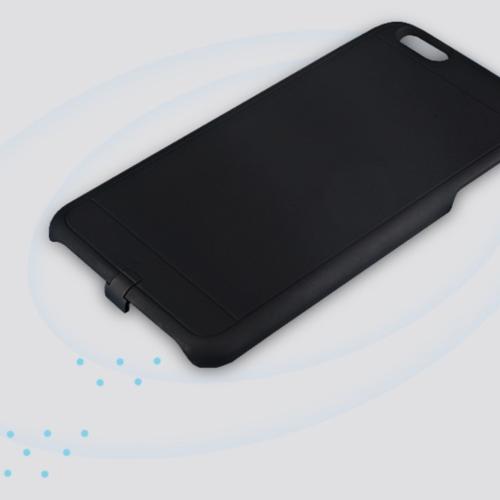 obalnaiphone.sk bezdrotove nabíjanie obal iphone 6 cierny1