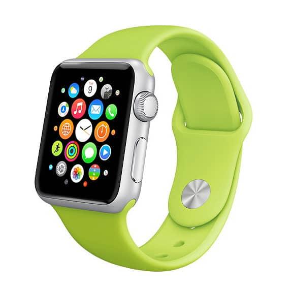 silikonovy-naramok-pre-apple-watch-green