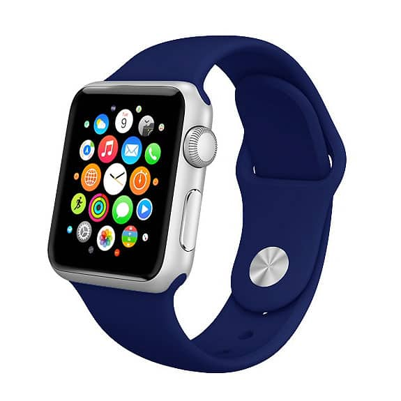 silikonovy-naramok-pre-apple-watch-midnight-blue