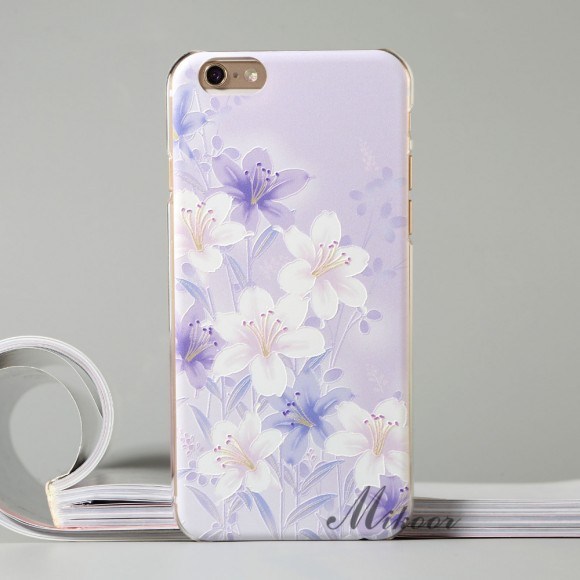 Fashion-Luxury-Flower-Painted-3D-Relief-sFor-Apple-iPhone-6s-6-iPhone6-4-7-Case-For-3