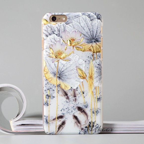Fashion-Luxury-Flower-Painted-3D-Relief-sFor-Apple-iPhone-6s-6-iPhone6-4-7-Case-For