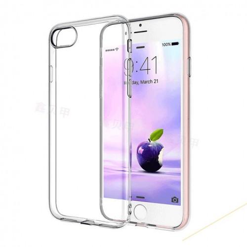 Priesvitny obal na iPhone 7