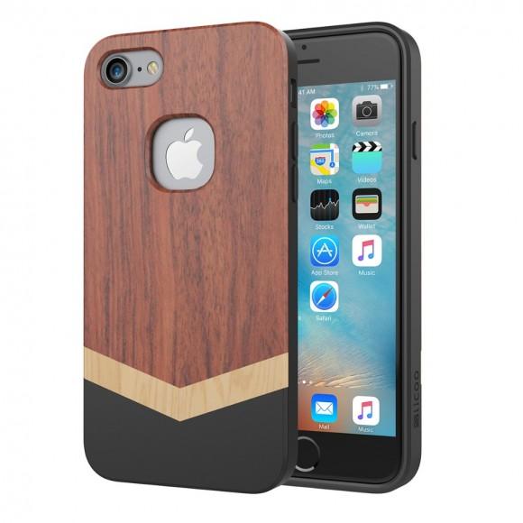 Drevený obal pre iPhone 7