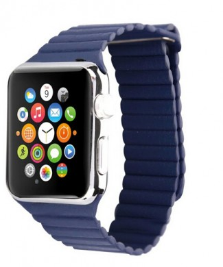 kozeny-modry-naramok-apple-watch