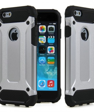 Obal na iPhone Aligator - Biely
