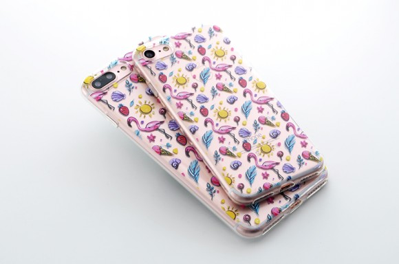 silikonovy-obal-na-iphone-flamingo-summer