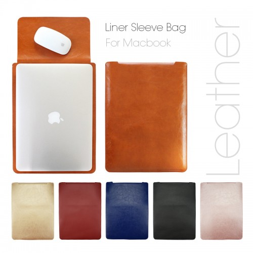Simple-Leather-Holster-Liner-Sleeve-Bag-Cover-For-Apple-macbook-Air-Pro-Retina-11-12-13