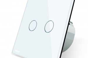 Manufacturer-Livolo-EU-Standard-Touch-Switch-2-Gang-2-Way-Control-3-Color-Crystal-Glass-Panel