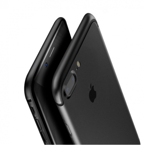 Obal na iPhone 7 a 7 plus Baseus Black