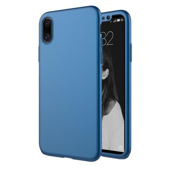 obal pre iphone 8 blue