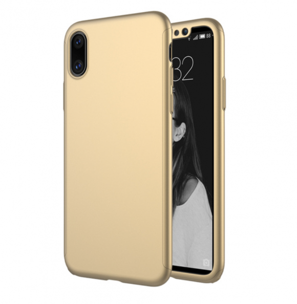 obal pre iphone 8 gold