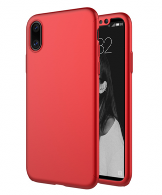 obal pre iphone 8 red