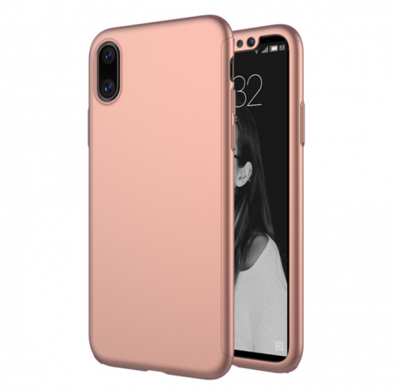 obal pre iphone 8 rose gold