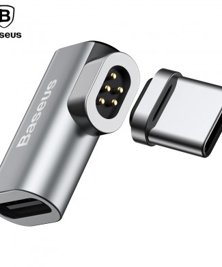 Baseus-Type-C-To-Type-C-Magnetic-Elbow-Adapter-For-Macbook-Nexus-5X-6P-OnePlus-2