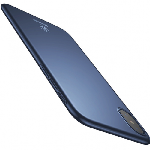 Obal pre iPhone X Baseus Blue