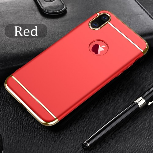 Obal pre iPhone X Red