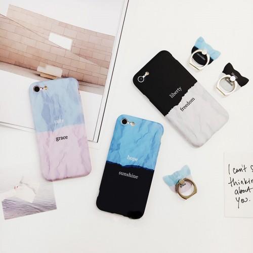 Obal pre iPhone s ocelovým prstenom