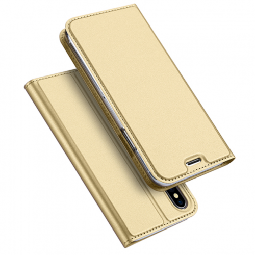 kozeny-flipovy-obal-pre-iphone-x-gold