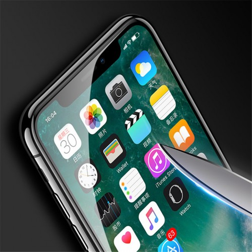 Ultra-tenké tvrdene sklo na iPhone X